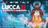 Lucca Comics & Games 2021: tutte le novità della 55esima edizione