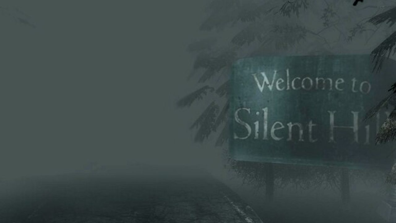 Silent Hill, Konami, Hideo Kojima