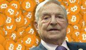 Anche George Soros ha investito nei bitcoin, ma il suo fondo non rivela l'importo dell'investimento