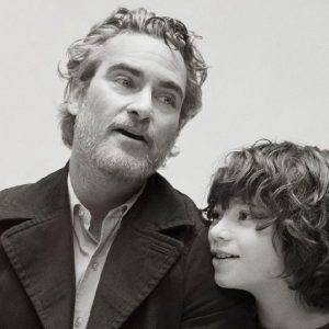 Joaquin Phoenix Woody Norman