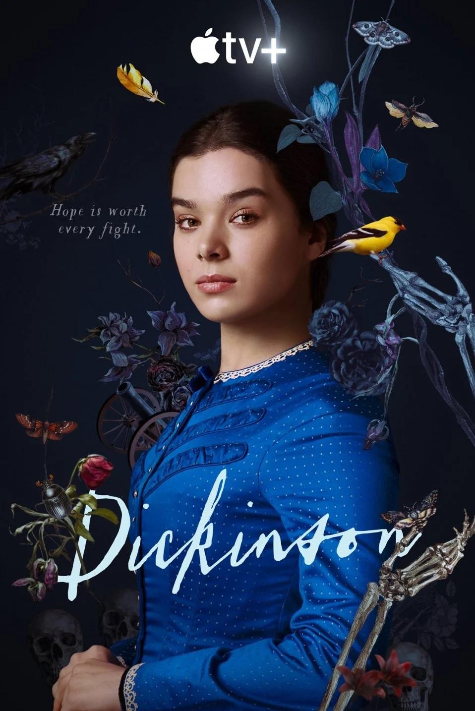 dickinson trailer terza ultima stagione