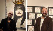 Lucca Comics & Games: inaugurate le mostre di Pau dei Negrita e Walter Leoni
