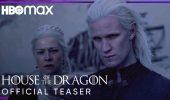 House of the Dragon: il teaser trailer della serie prequel di Game of Thrones
