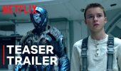 Lost in Space 3: il teaser trailer della stagione finale della serie Netflix