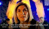 Doctor Who 13 s'intitolerà Flux e uscirà il 31 ottobre, ecco il teaser