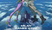 Cartoomics 2021, Milan Games Week