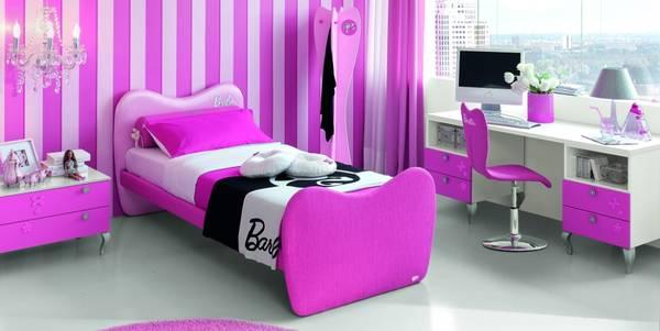 La stanza di Barbie #LegaNerd