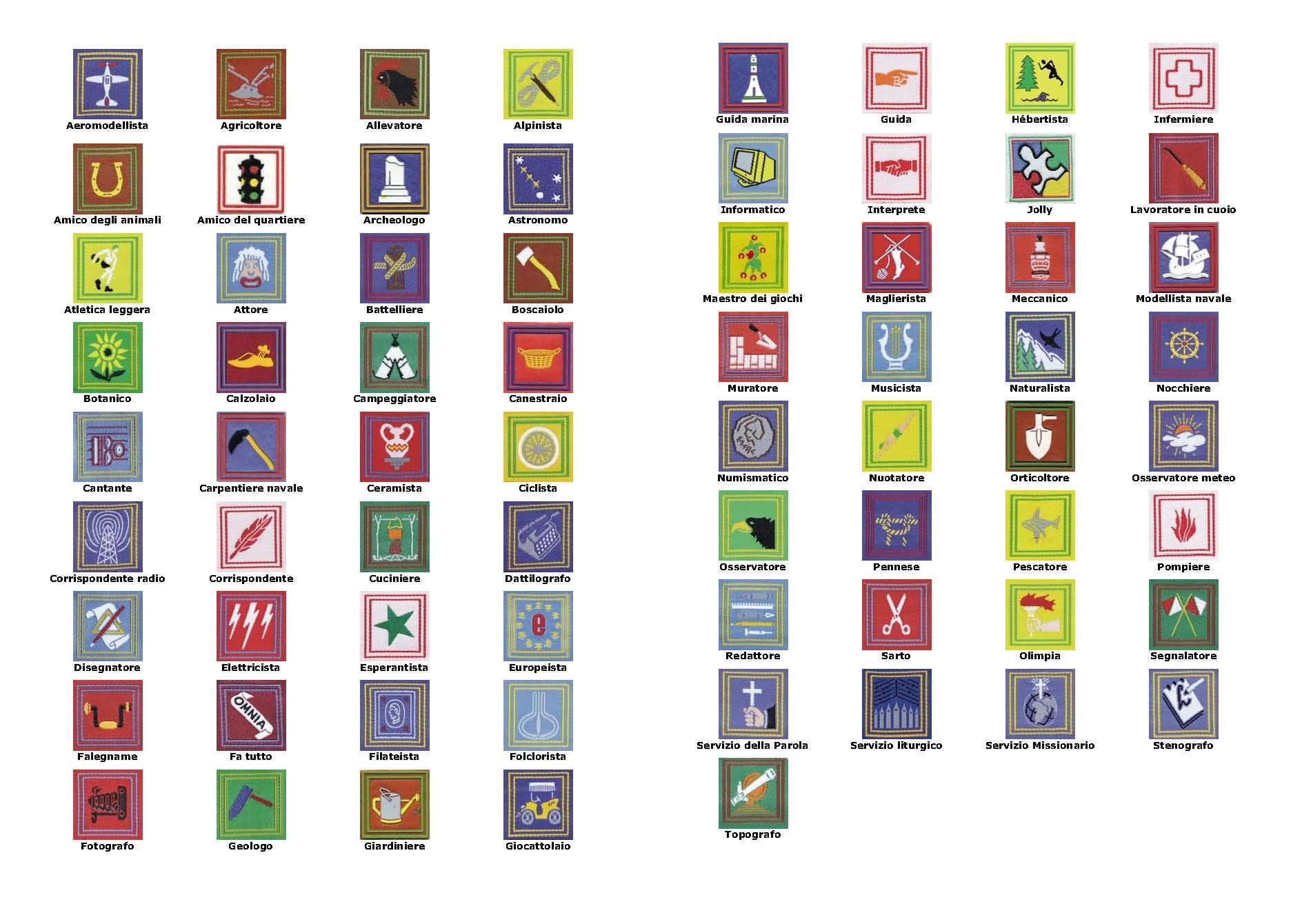 cerotto distintivo per boy scout    dharamerve.gq 8873538b6fd8d