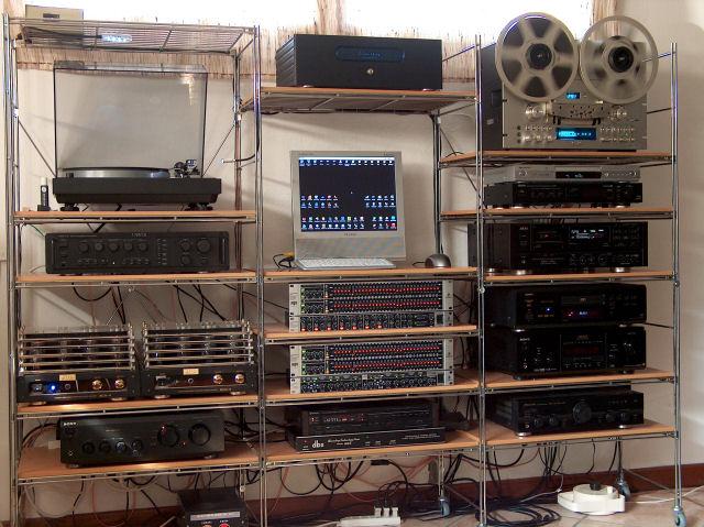 L 39 impianto di marco leganerd - Impianto audio casa incasso ...