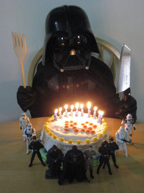 Auguri Matrimonio Star Wars : Merd wars episodio xxxvii the birthday strikes back