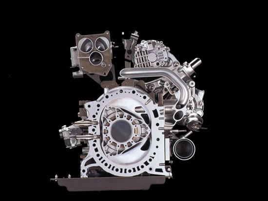 motore wankel #leganerd