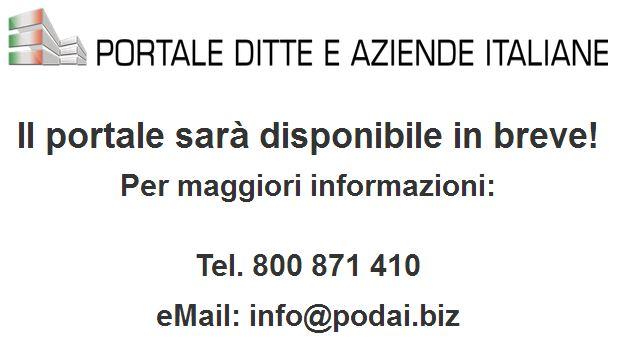 Portale Ditte e Aziende Italiane a.k.a. United Directorios ltd a.k.a. European City Guide #LegaNerd